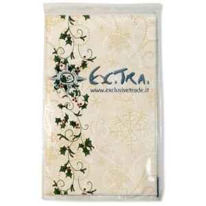 Tovaglia Rettangolare  Natale Decoration 140 x 240 cm Extra