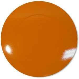 Sottopiatto Piano Arancione 34 cm 4 Pz Extra