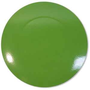 Sottopiatto Piano Verde Prato 34 cm 4 Pz Extra