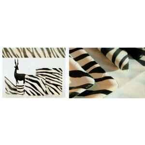 Runner in TNT Zebra 35 x 240 cm Extra