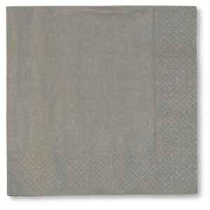 Tovaglioli Argento 40 x 40 cm 3 confezioni Extra