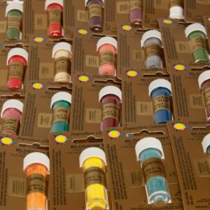 Dusting Color AUTUNNO ORO 7 ml Sugarflair