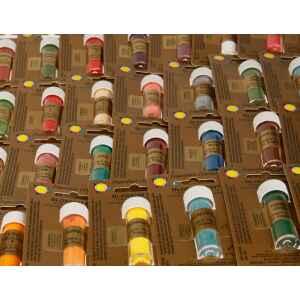 Dusting Color MARRONE 7 ml Sugarflair