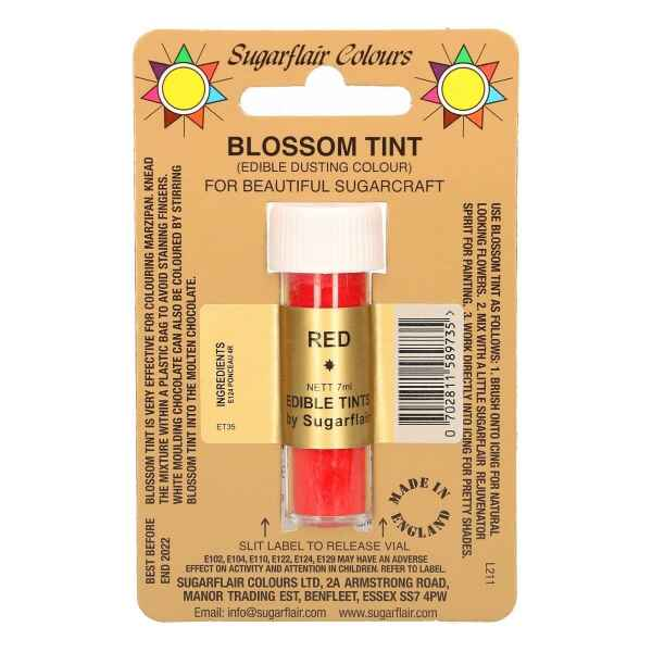 Dusting Color ROSSO 7 ml Sugarflair