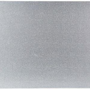 Sottotorta - Vassoio Rigido Rettangolare Argento H 1,2 cm 30 x 40 cm