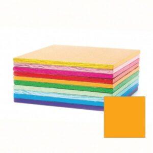 Sottotorta - Vassoio Rigido Quadrato Arancione H 1,2 cm 25 x 25 cm