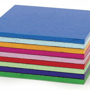 Sottotorta - Vassoio Rigido Quadrato Rosso H 1,2 cm 30 x 30 cm