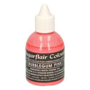 Colorante per Aerografo ROSA BUBBLEGUM 60 ml Sugarflair