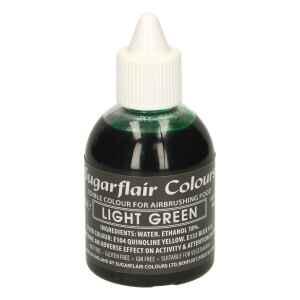 Colorante per Aerografo VERDE CHIARO 60 ml Sugarflair