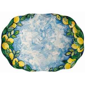 Vassoio Rettangolare Limoni 46 x 31 cm 1 Pz Extra